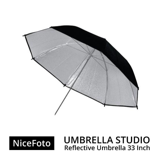 jual Payung Studio - Reflective Umbrella 33 inch Nice