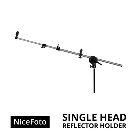 jual NiceFoto Single Head Reflector Holder