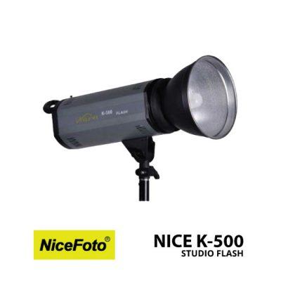 jual NiceFoto Studio Flash K-500