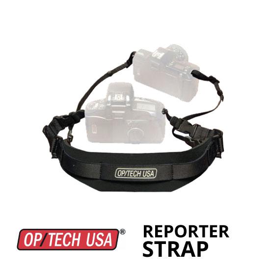 jual OP/TECH USA Reporter Strap