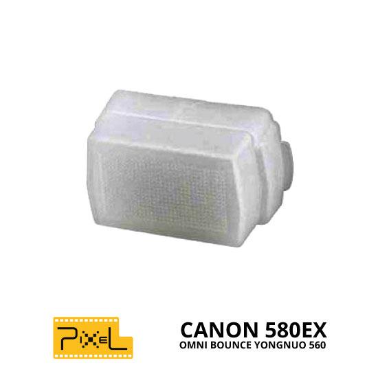 jual Omni Bounce Pixel Canon 580EX - For YN-560