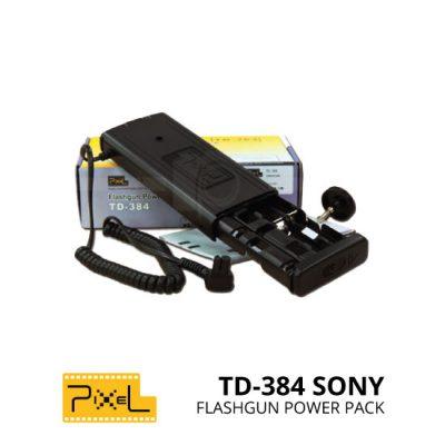jual Pixel TD-384 Sony Flashgun Power Pack