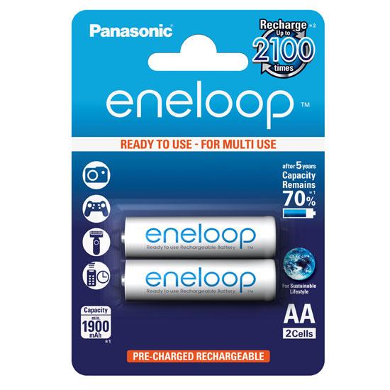 Jual Panasonic Eneloop AA 2000mAh Surabaya,Jakarta
