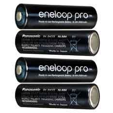 jual Panasonic Eneloop AA 2500mah isi 4 Baterai