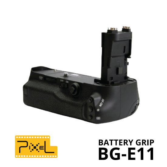 Jual BG Pixel BG-E11 For Canon 5D Mark III surabaya jakarta