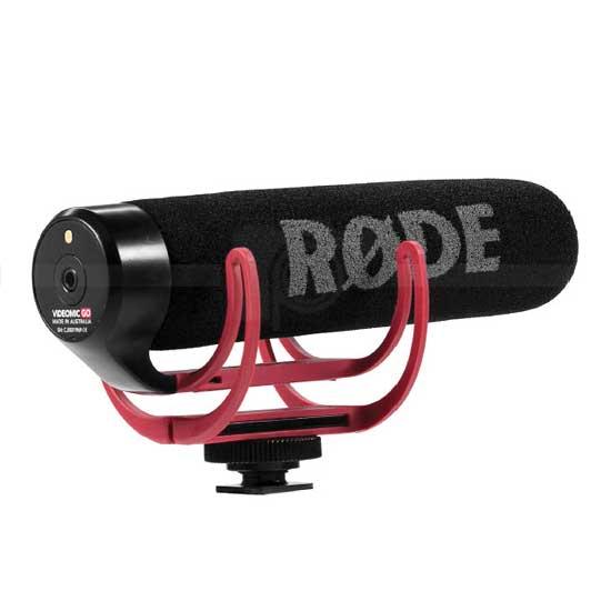 RODE VideoMic GO On-Camera Shotgun Microphone