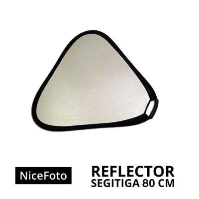 jual Reflector Segitiga 80cm
