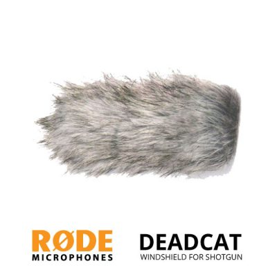 jual Rode Deadcat Windshield for VideoMic Rycote, NTG-1 and NTG-2