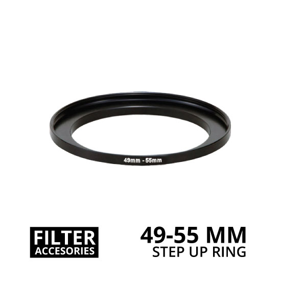 jual Step Up Ring 49-55mm