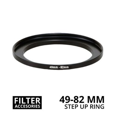 jual Step Up Ring 49-82mm