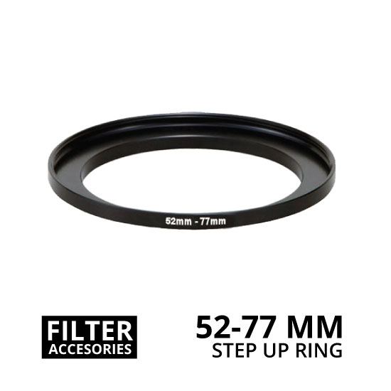 jual Step Up Ring 52-77mm