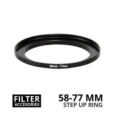 jual Step Up Ring 58-77mm