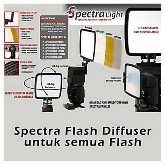 Spectra Diffuser / Reflector