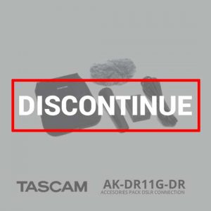 jual TASCAM AK-DR11G DR Series Accessory Pack