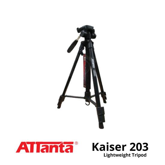 jual Takara Attanta Kaiser 203 Lightweight Tripod
