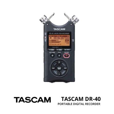 jual Tascam DR-40 4 Track Portable Digital Recorder