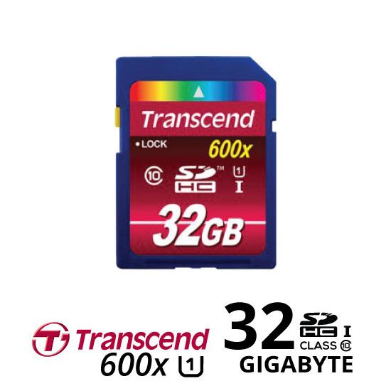 jual Transcend SDHC 600X 32GB