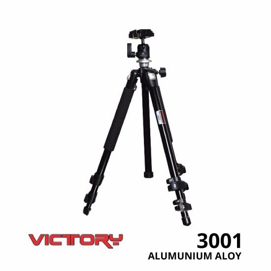 jual Tripod Victory 3001 Aluminium Alloy