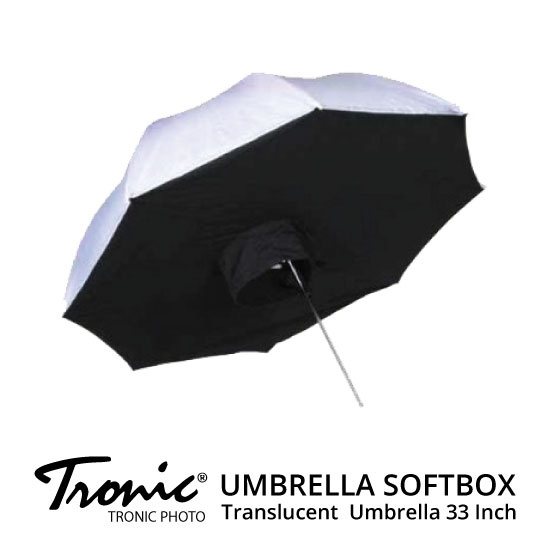 jual Payung Studio - Umbrella Softbox Translucent 33inch