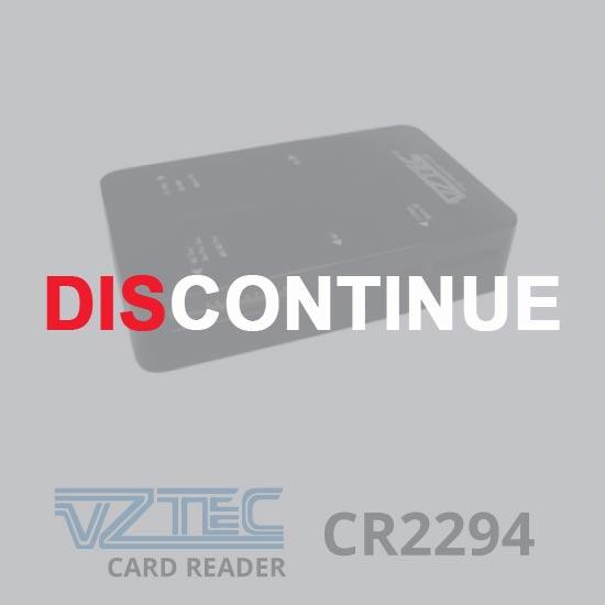 jual VZTEC Card Reader ALL in 1 CR2294