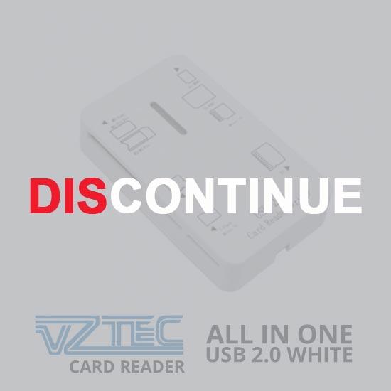 jual VZTEC Card Reader ALL in 1 White