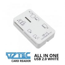 jual VZTEC Card Reader ALL in 1 White