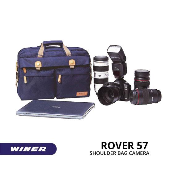 jual Winer Rover 57 Deep Blue