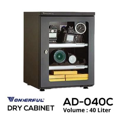 Jual Wonderful Dry Cabinet AD-040C surabaya jakarta