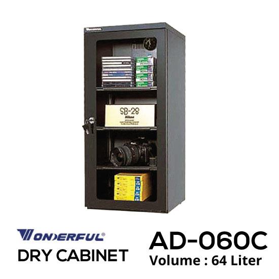 Jual Wonderful Dry Cabinet AD-060C surabaya jakarta