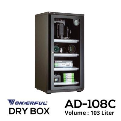 Jual Wonderful Dry Cabinet AD-108C surabaya jakarta