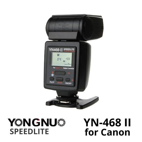 jual YONGNUO Speedlite YN-468 II for Canon