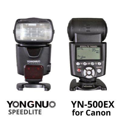 Jual YONGNUO Speedlite YN-500EX Canon toko kamera online