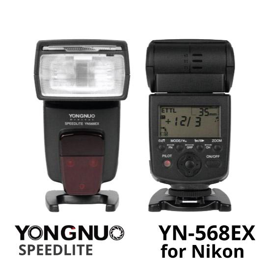 Jual YONGNUO Speedlite YN-568EX Nikon toko kamera online