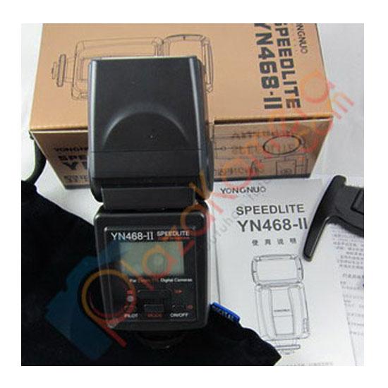 YONGNUO Speedlite YN-468 II for Canon