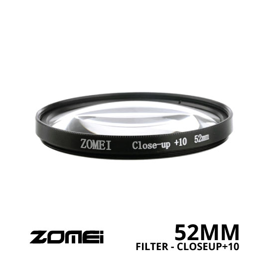jual Zomei Filter CloseUp +10 52mm