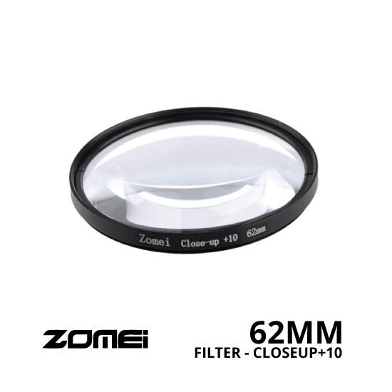 jual Zomei Filter CloseUp +10 62mm