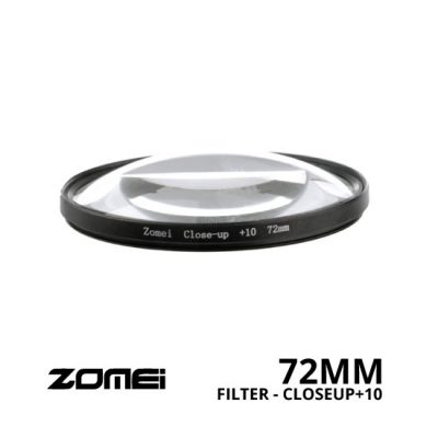 jual Zomei Filter CloseUp +10 72mm