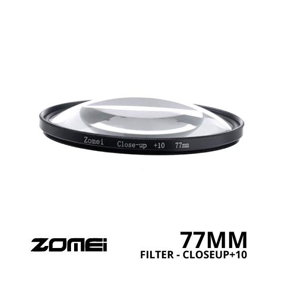 jual Zomei Filter CloseUp +10 77mm