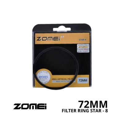 jual Zomei Filter Star-8 72mm