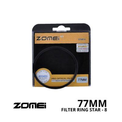 jual Zomei Filter Star-8 77mm