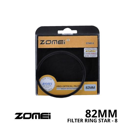 jual Zomei Filter Star-8 82mm