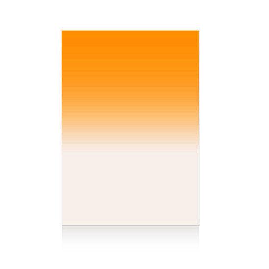 Zomei Square Gradual Orange