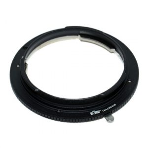JJC Lens Adapter From Leica R-Mount to EOS