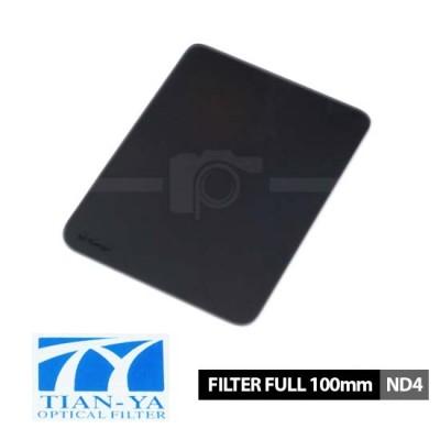 Jual Tianya 100mm Square Filter Full ND4 surabaya jakarta