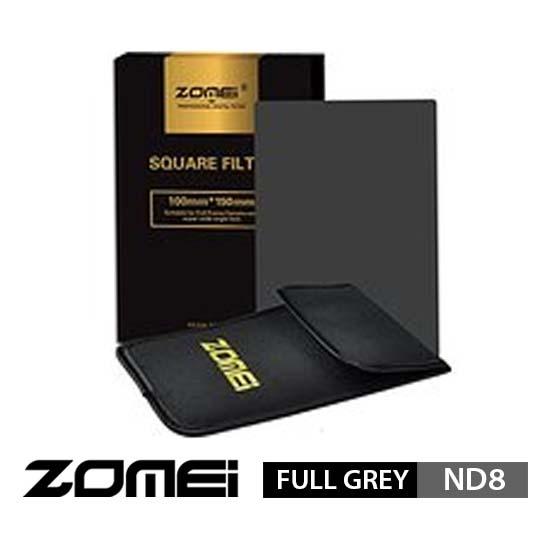 Jual Zomei Square Full Grey ND8 surabaya jakarta