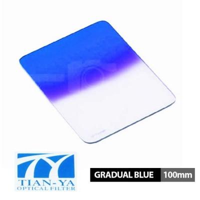 Jual Tianya 100mm Square Filter Gradual Blue surabaya jakarta