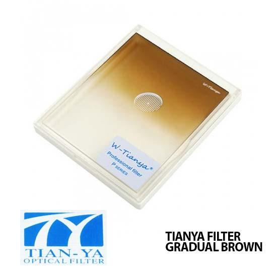 Jual Tian-Ya Filter Gradual Brown surabaya jakarta