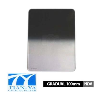Jual Tianya 100mm Square Filter Gradual ND8 surabaya jakarta
