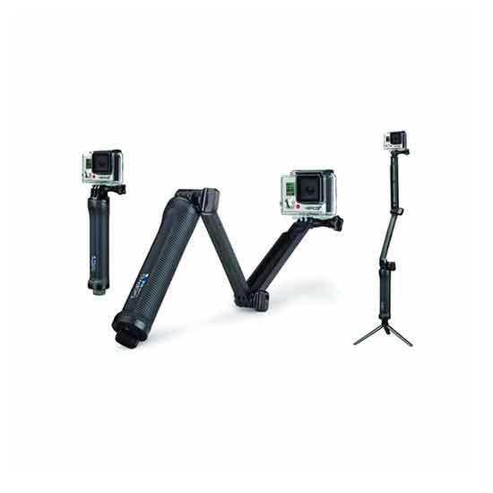 GoPro 3 Way 3-in-1 Mount