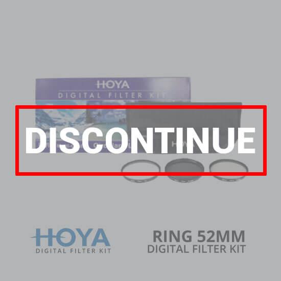 jual HOYA Filter Digital Filter Kit 52mm harga murah surabaya jakarta